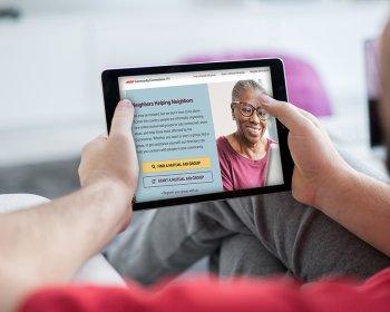 AARP Community Connections Online Platform Launches
