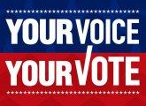 2020 General Elections – Vote, Vote, Vote!